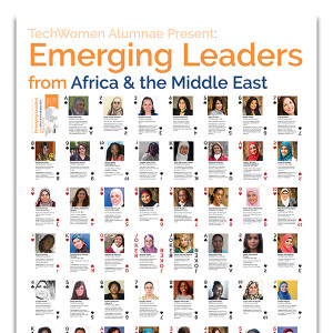 Emerging Leaders from the Middle East and Africa Card Deck